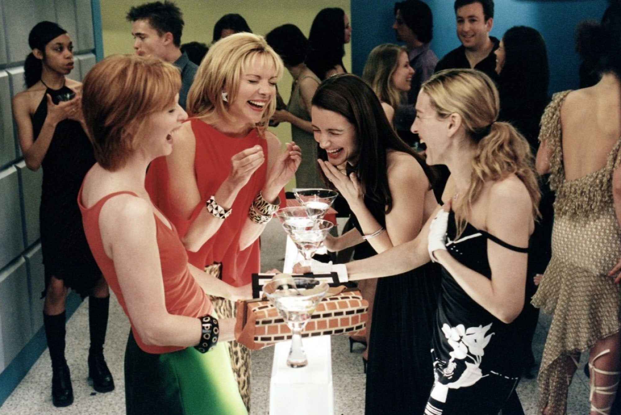 The 11 Stages Of A Girls' Night Out
