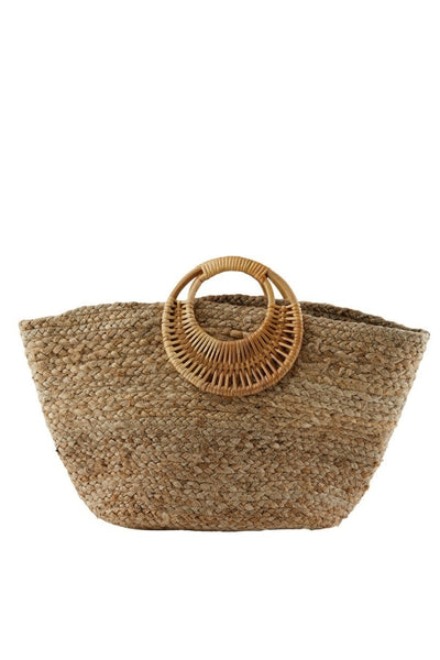 Lillo Straw Bag
