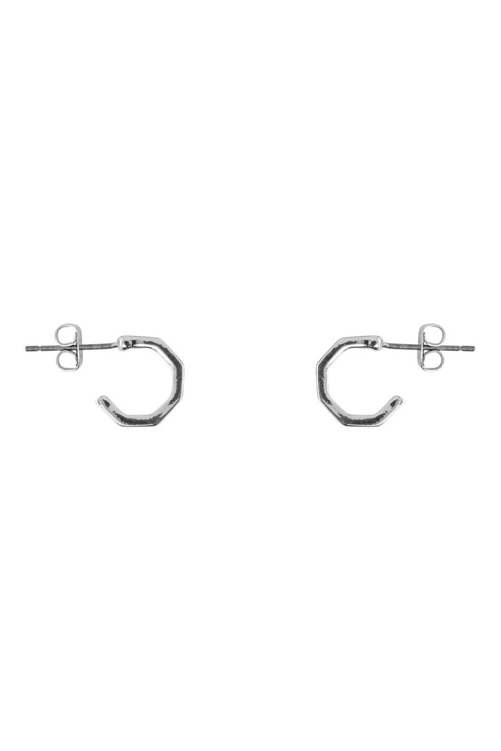 Lumma Heaxgon Hoop Earrings