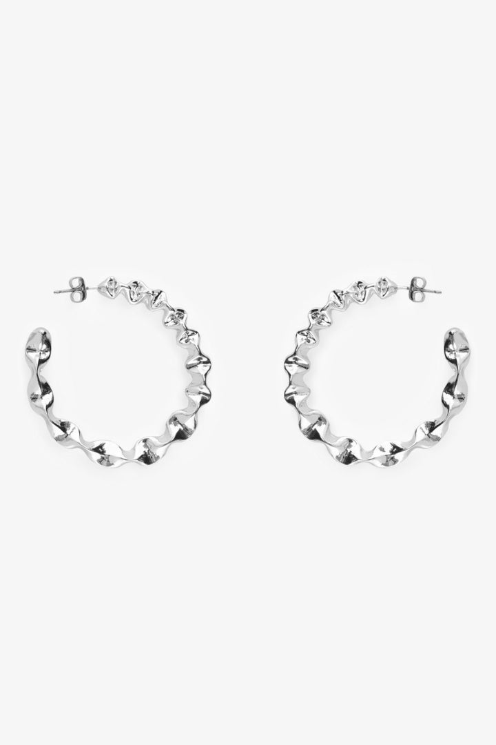 Mahina Hoop Earrings
