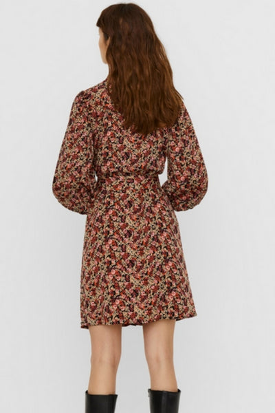 REBA SHORT SHIRT DRESS