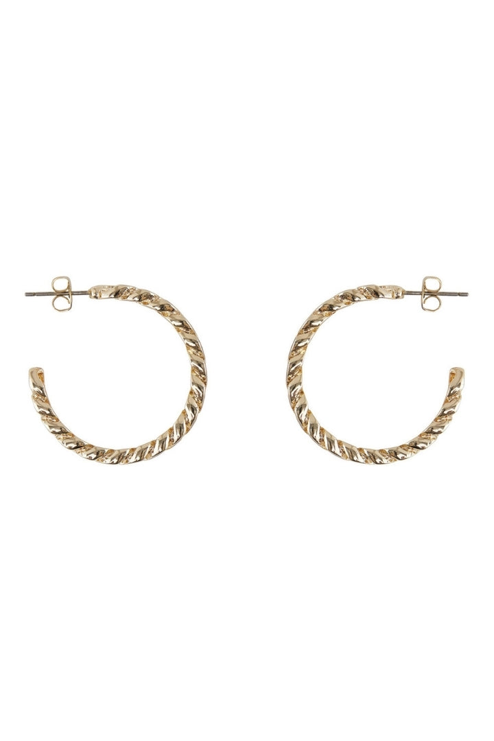 Swap Hoop Earrings Thin