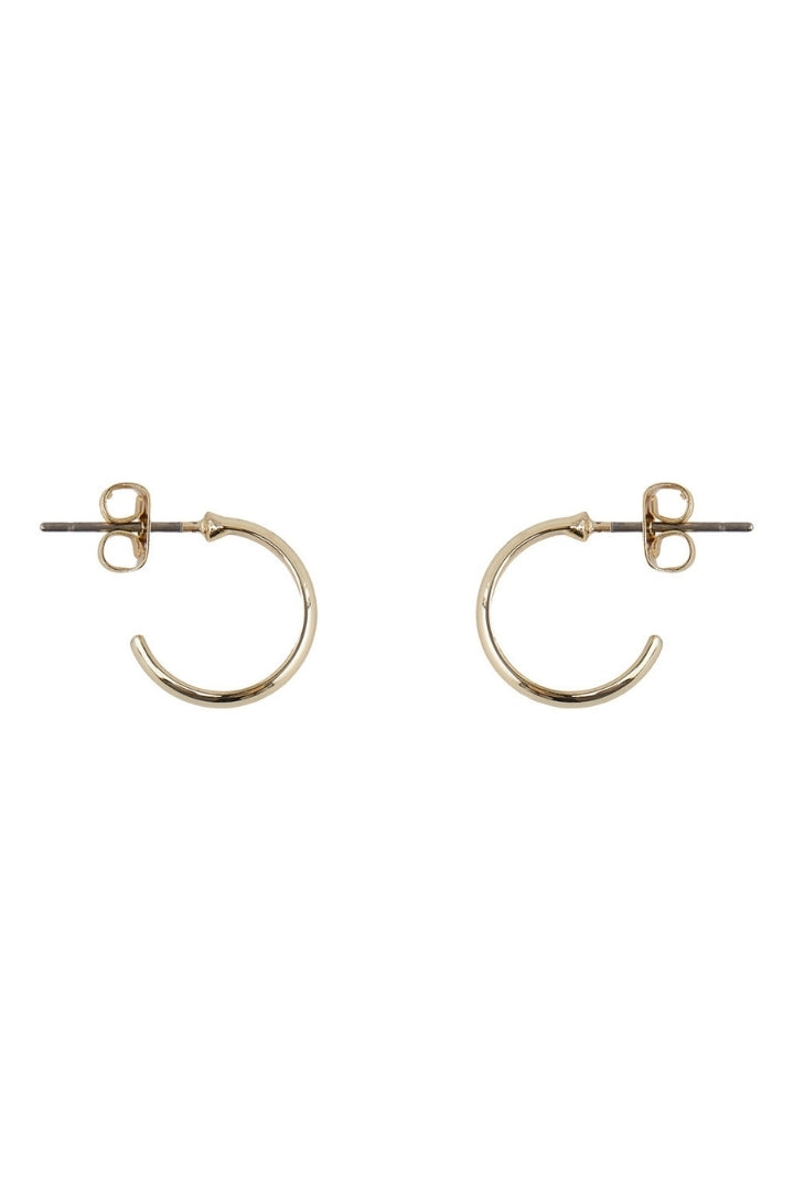 Lumma Thin Hoop Earrings