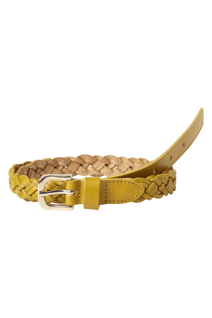 Henna Leather Jeans Belt