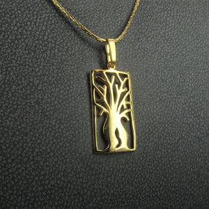 BOAB TREE PENDANT MINI
