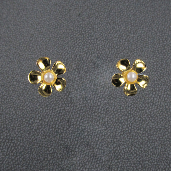 FRANGIPANI EARRINGS