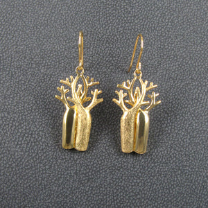 LOVERS BOAB TREE EARRINGS