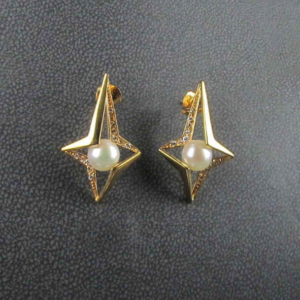 SOUTHERN CROSS EARRINGS