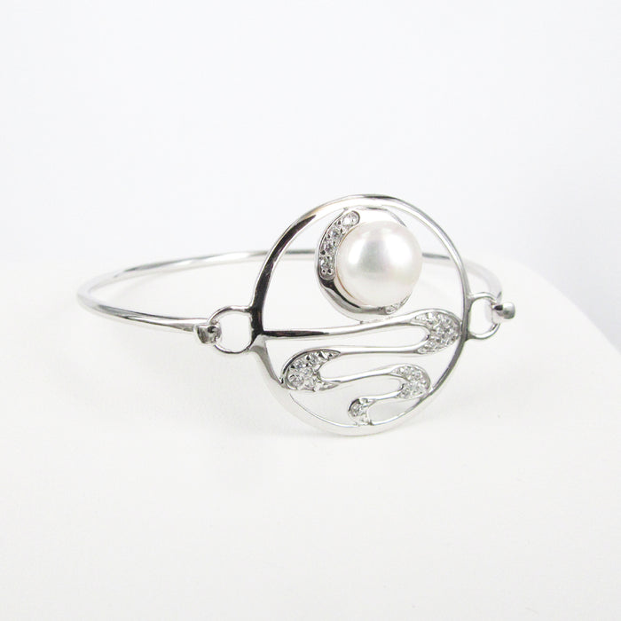 STAIRCASE TO THE MOON BANGLE