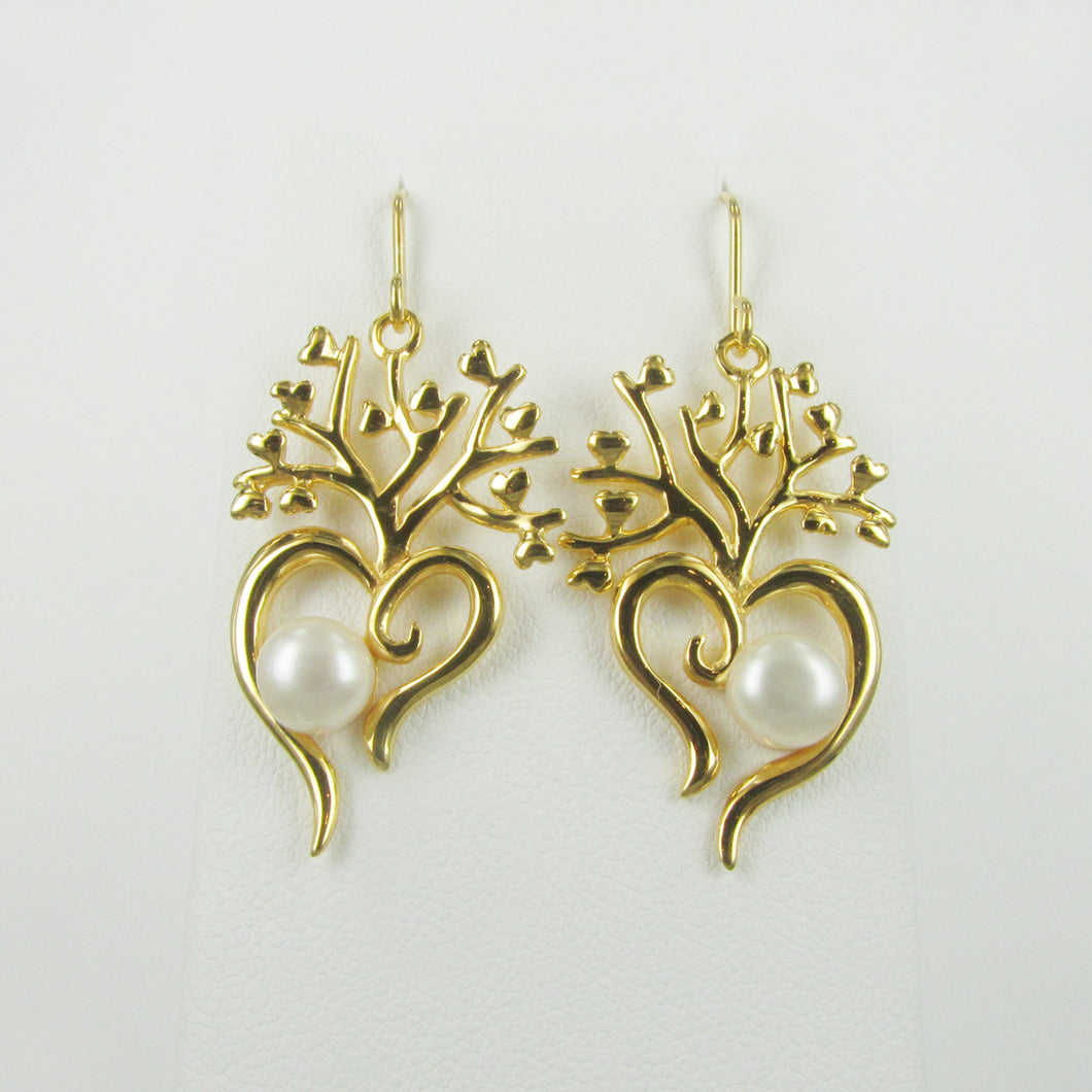 LOVEHEART BOAB EARRINGS