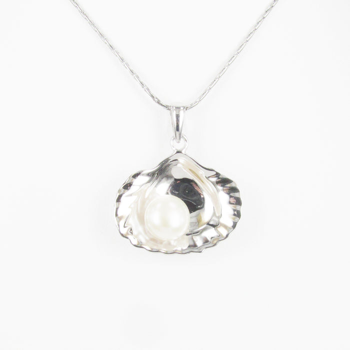 PEARL OYSTER PENDANT