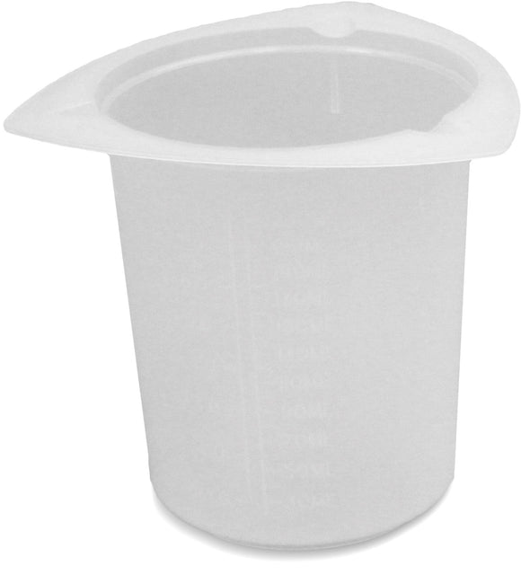 Plastic Graduated Cups, 8.5oz [250mL]