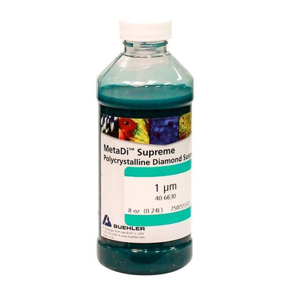 MetaDi Supreme, Poly, 1 µm 8oz-p - JH Technologies
