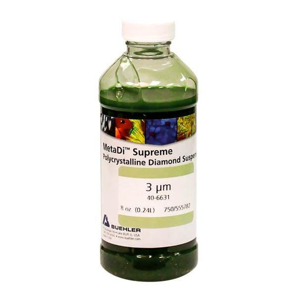 MetaDi Supreme, Poly, 3 µm 8oz-p - JH Technologies