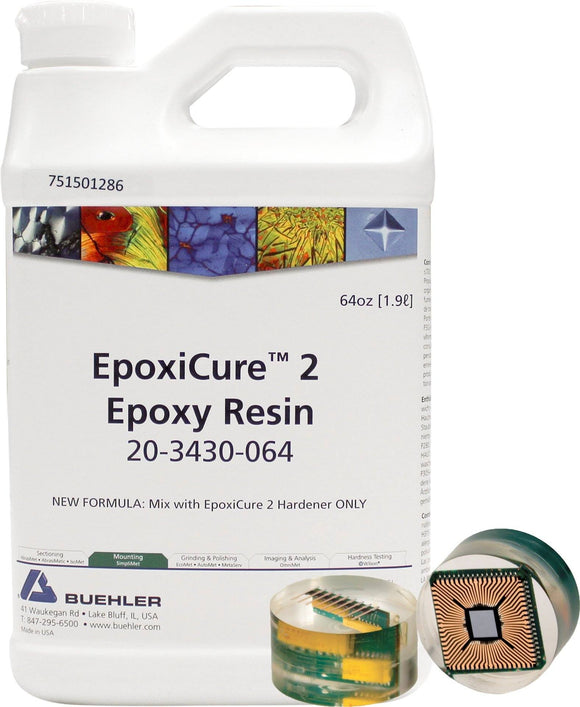 EpoxiCure 2 Resin, 64oz [1.9L]