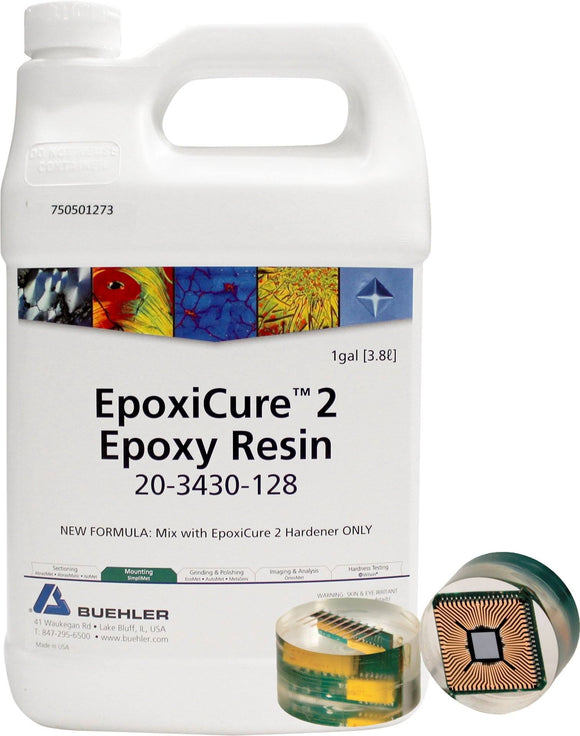 EpoxiCure 2 Resin, 128oz [3.8L]