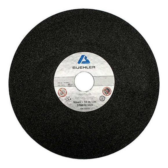 Abrasive Blade, Ductile Materials, 10in [254mm] - JH Technologies