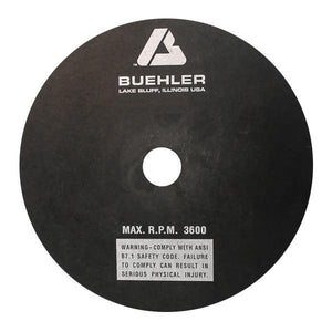 Abrasive Blade, HRC15-35, 12in [305mm], Orbital