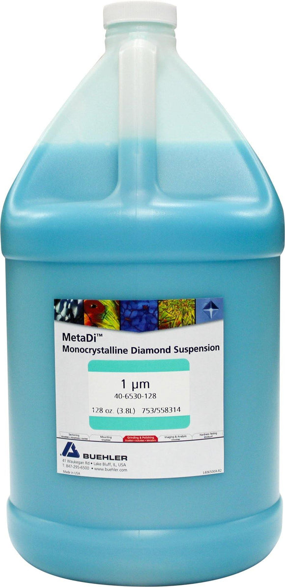 MetaDi Mono Suspension, 1 µm 1 gal-p
