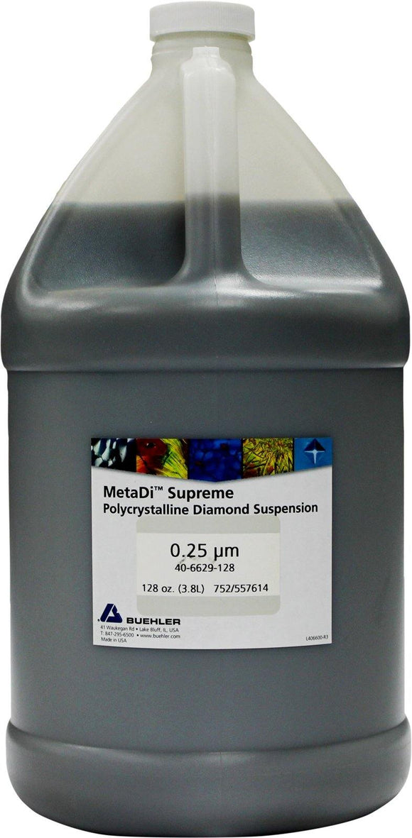 MetaDi Supreme, Poly, 0.25 µm 1 gal-p