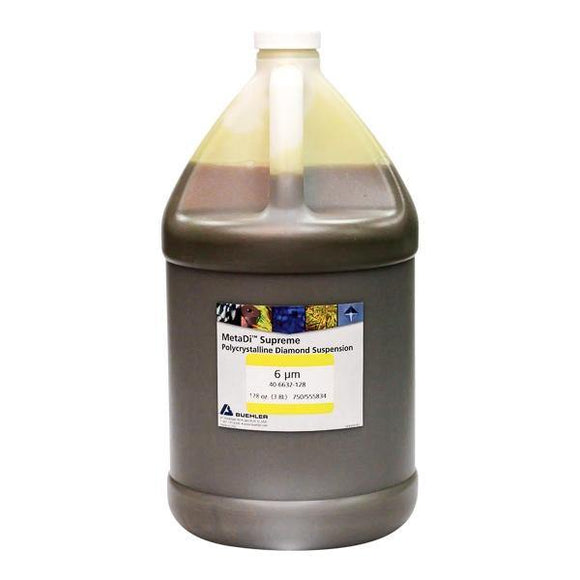 MetaDi Supreme, Poly, 6 µm 1 gal-p