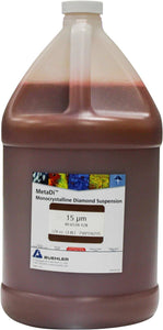 MetaDi Mono Suspension, 15 µm 1 gal-p