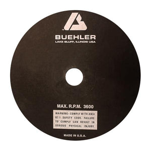 Abrasive Blade, HRC50-60, 10in [254mm]