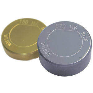 225HK0.5 Knoop Test Block - JH Technologies