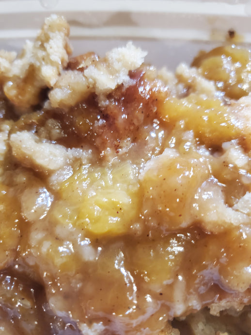 Peach Cobbler *SEASONAL*