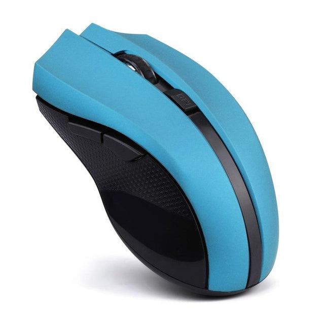 Wireless Gaming 2.4GHz Optical Wireless Mouse - Smuggle Shop LLC.