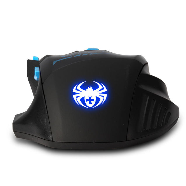 Wireless Optical Adjustable 2400 DPI Gaming Mice - Smuggle Shop LLC.
