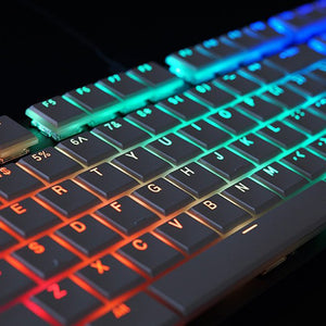 MOTOSPEED USB Wired RGB Backlit Mechanical Gaming Keyboard - Smuggle Shop LLC.