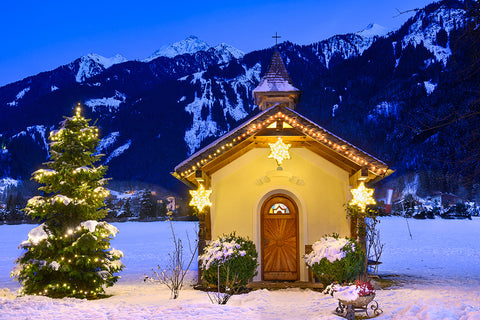 Christmas in Austria | Christmas Songs and Carols Love to Sing
