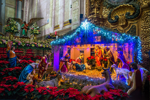 Christmas image in Mexico | Christmas Songs and Carols Love to Sing