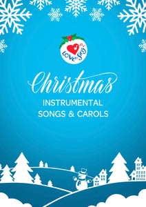 Christmas Songs and Carols Karaoke Album Download and Ebook - Christmas Songs & Carols Love to Sing