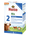 Holle Organic Baby Formula - Stage 2 - 4 Pack