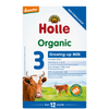 Holle Organic Baby Formula - Stage 3 - 4 Pack