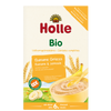 Organic fruit puree banana semolina Porridge - Banane Griess Semoule (without Milk) (6m)
