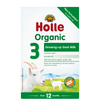 Holle Organic Goat Milk Baby Formula - Stage 3 - 3 Pack