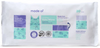 MADE OF Soothing Organic Baby Wipes - Travel Pack 20 count