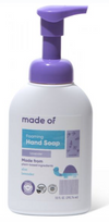 MADE OF Foaming Organic Baby Hand Soap