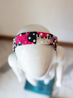 Trixie Hairband in Embellished Unicorn