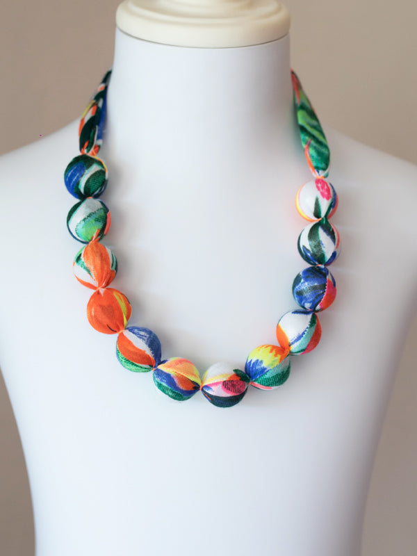 PIXIE BEAD NECKLACE IN TROPIC