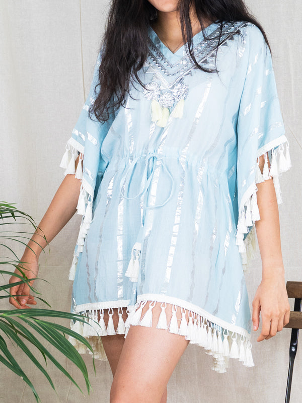 Bodrum Cover-up in Sky