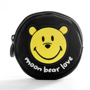 Smiley coin purse