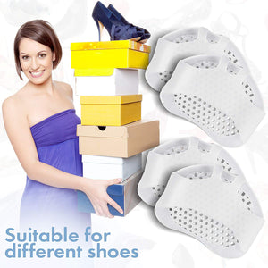 (Buy 2 free shipping)Honeycomb breathable gel forefoot pad
