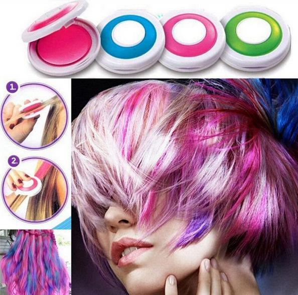 HOT SALE! Temporary Hair Dyes - Change Your Hair Color In Seconds