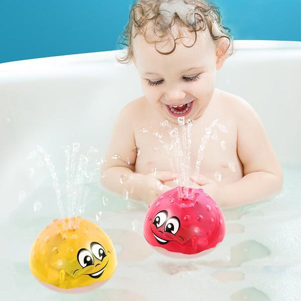 (Free Shipping 45% OFF) Infant Children's Electric Induction Water Spray Toy