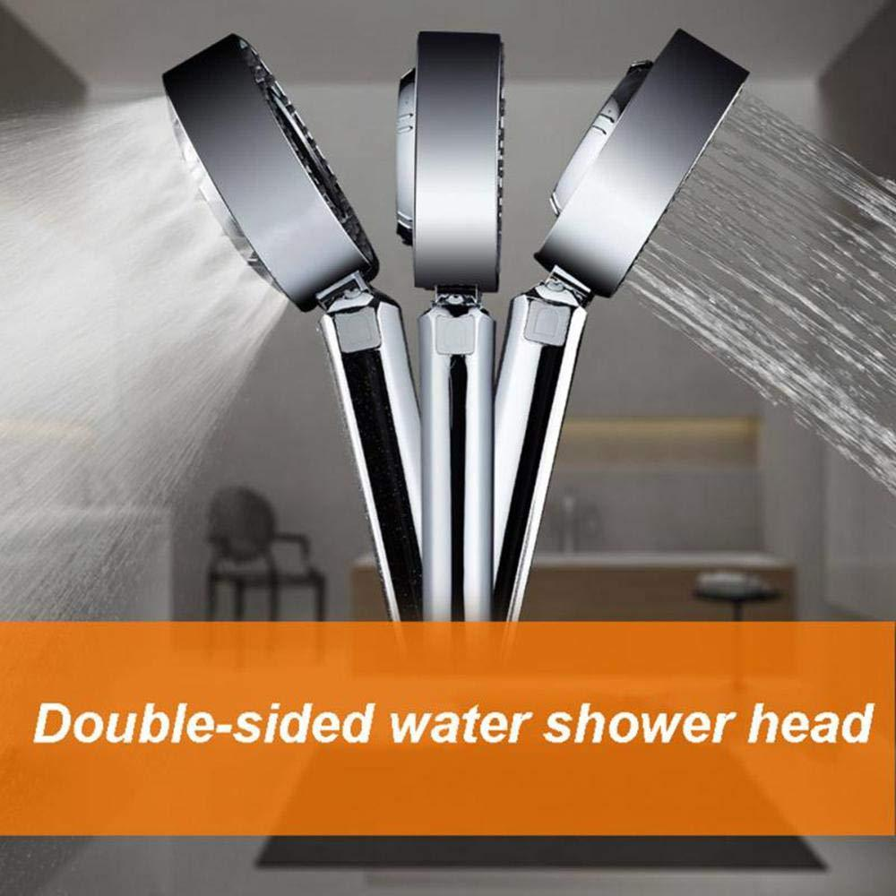 Hot Sale Today! Up to 50% Discount!】Double-Sided Shower - Can Add Shower Gel