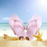 【buy 2 free shipping】Beach-Ready Folding Sandals